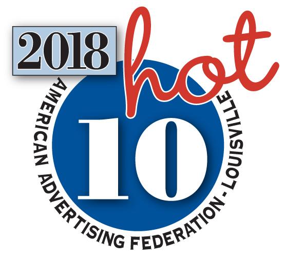 AAF-Louisville Announces HOT 10 Award Winners