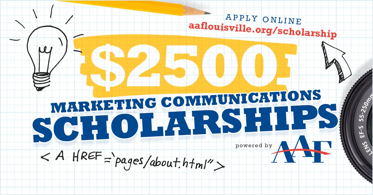 2020-2021 AAF-Louisville Scholarship Announement