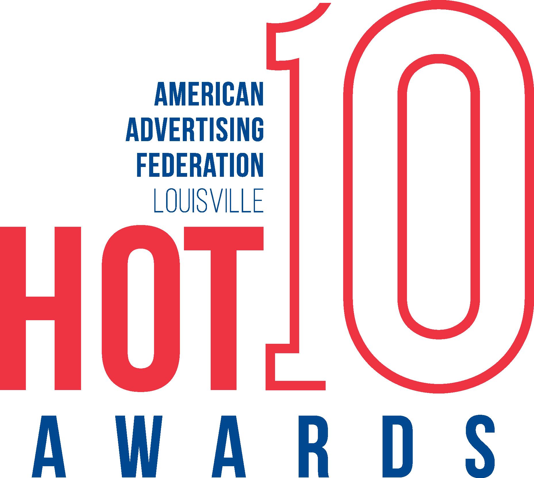 AAF-Louisville Announces 2020 Hot 10 Awards